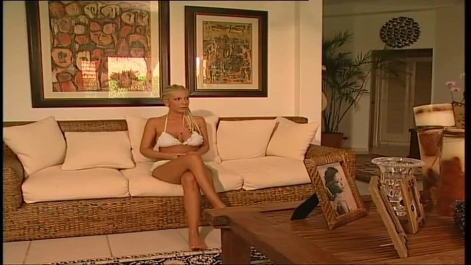 Stefania anal hungarian blonde