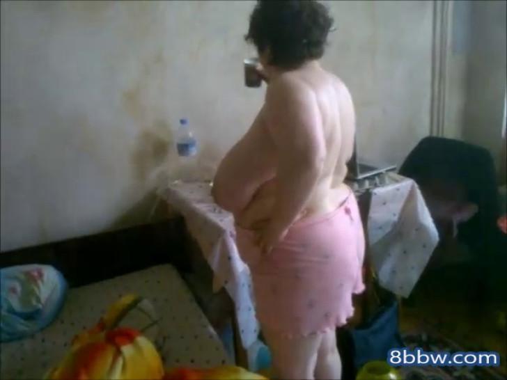 BBW Vanya Naked Again