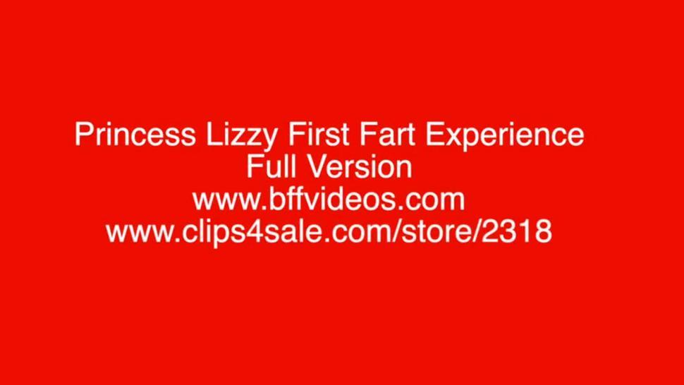 Lizzy Dirty Farts On Sabrinna Face