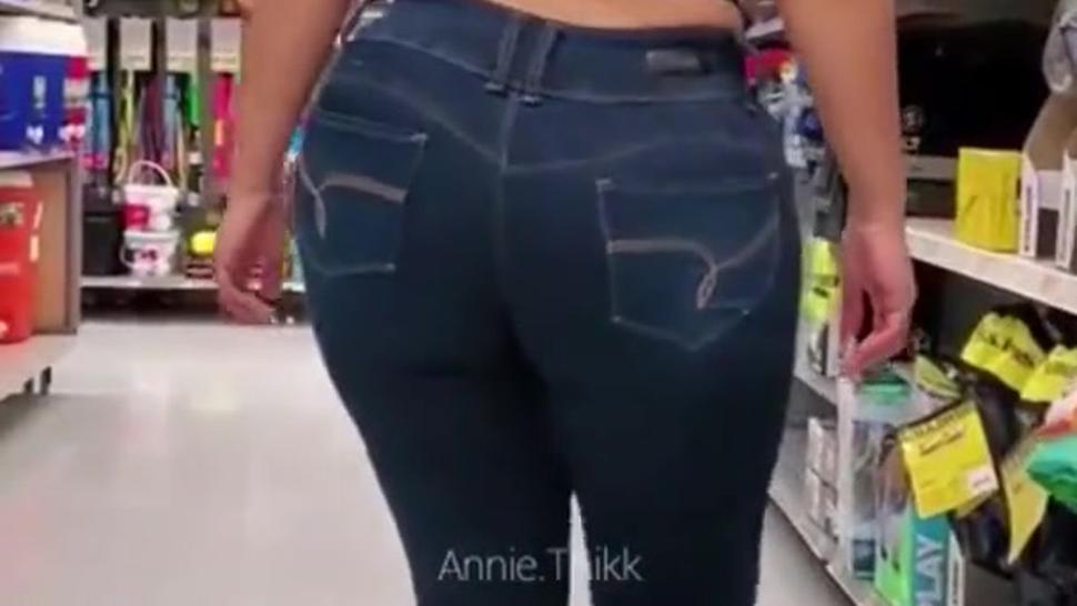 ANNIE IS THICK AINT SHE ( ANNIE.THIKK )