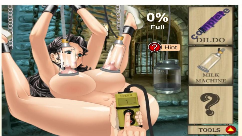 BDSM club (part 3)  Porno Game 3d, cartoon porn games