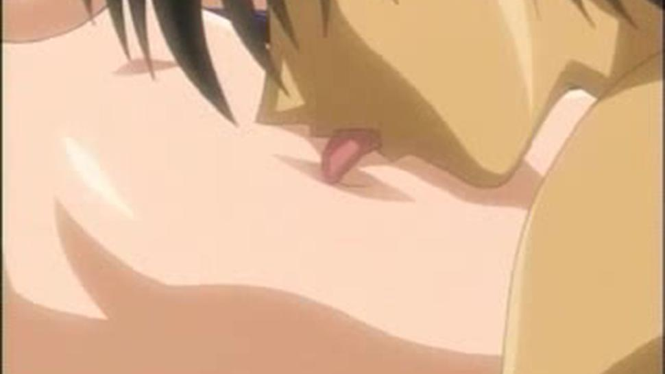 Sexy Anime Girl Making Love