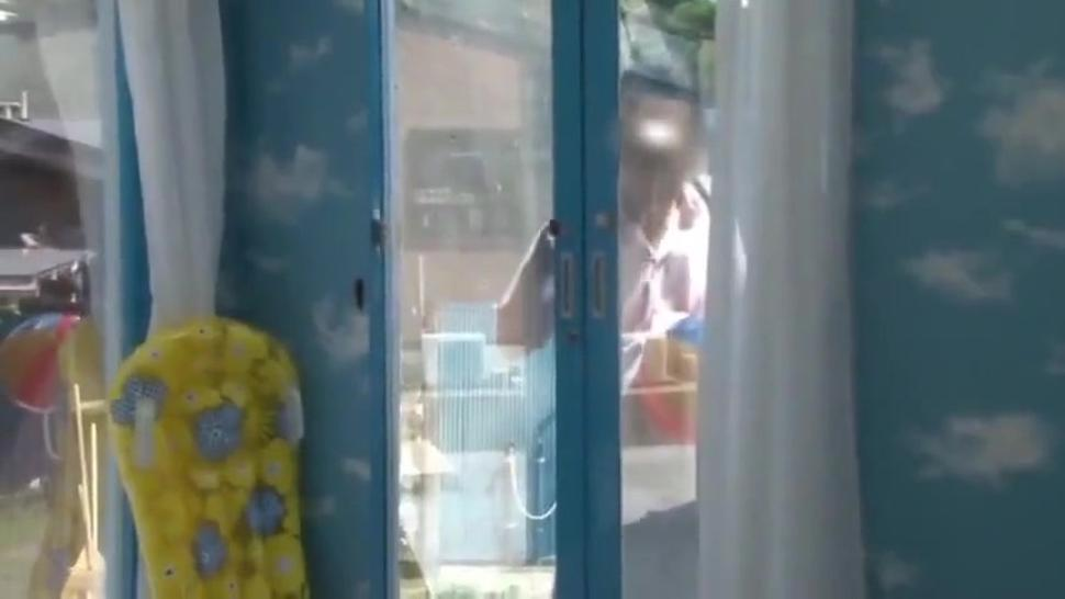 Creampie/massage fucked japanese glass girl