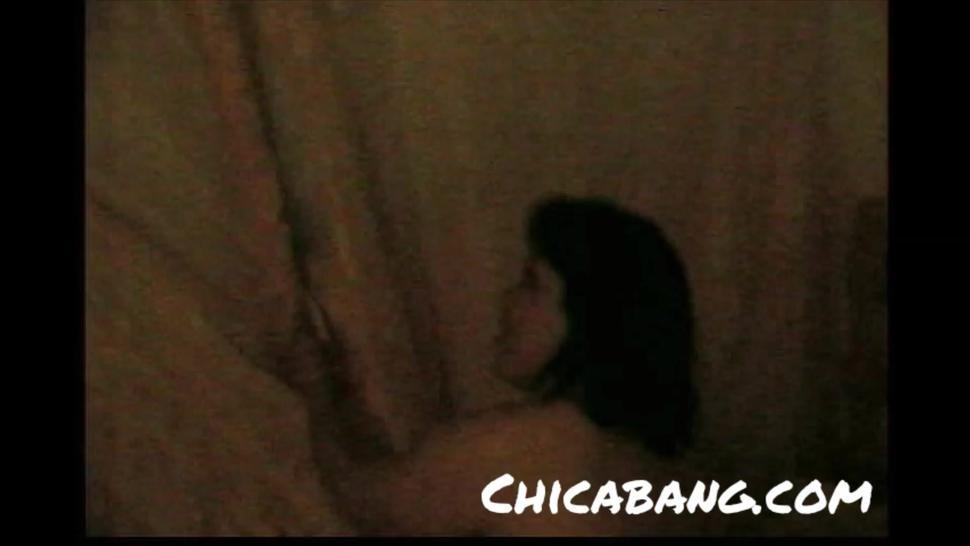 Mexican Milf Patty gets fucked in a cheap boarding house