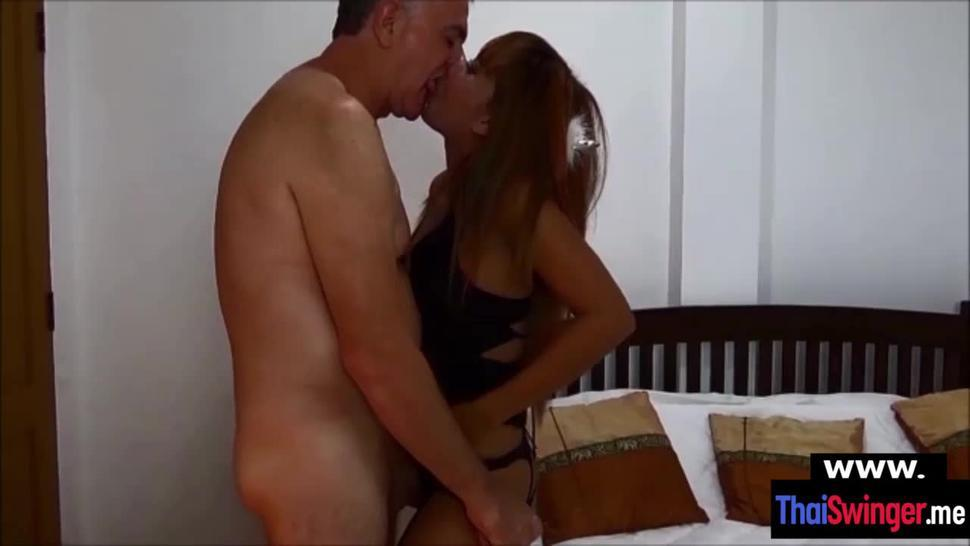 Asians like the swinger style just like any other sluts