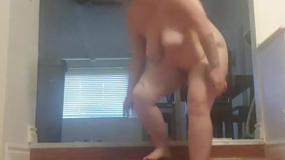 Pawg bbw squirting whore let's loose