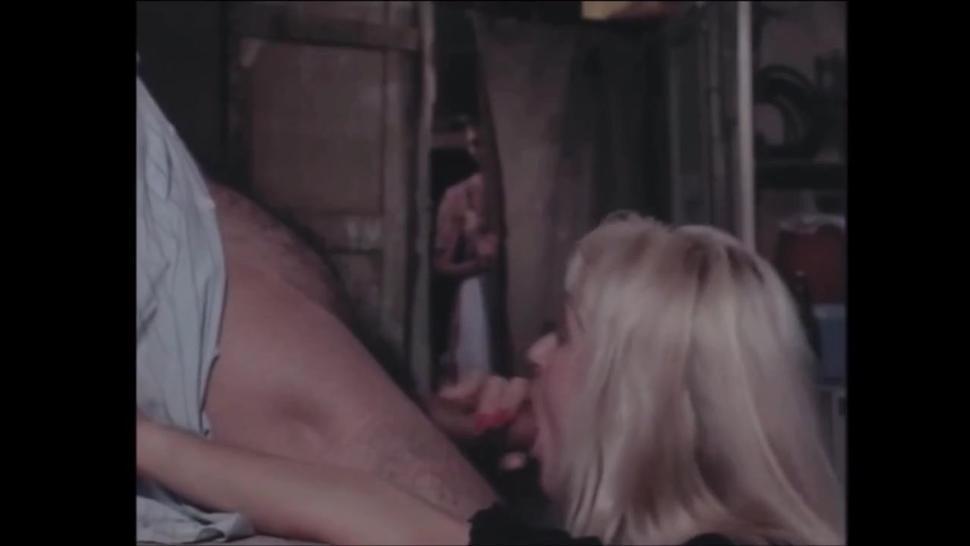 BLONDE BLOWJOB COMPILATION CUM - blond vintage HD 720p blondy girls suck dick till cum mouth swallow