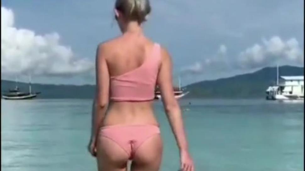 My favorite pornstar Eva Elfie on tiktok