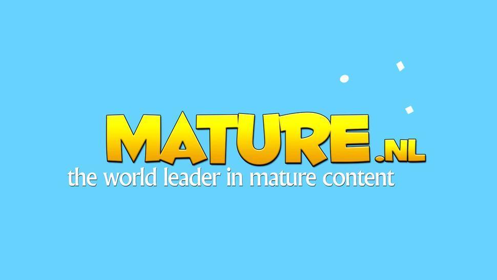 Mature.nl - British mature lady fucking and sucking