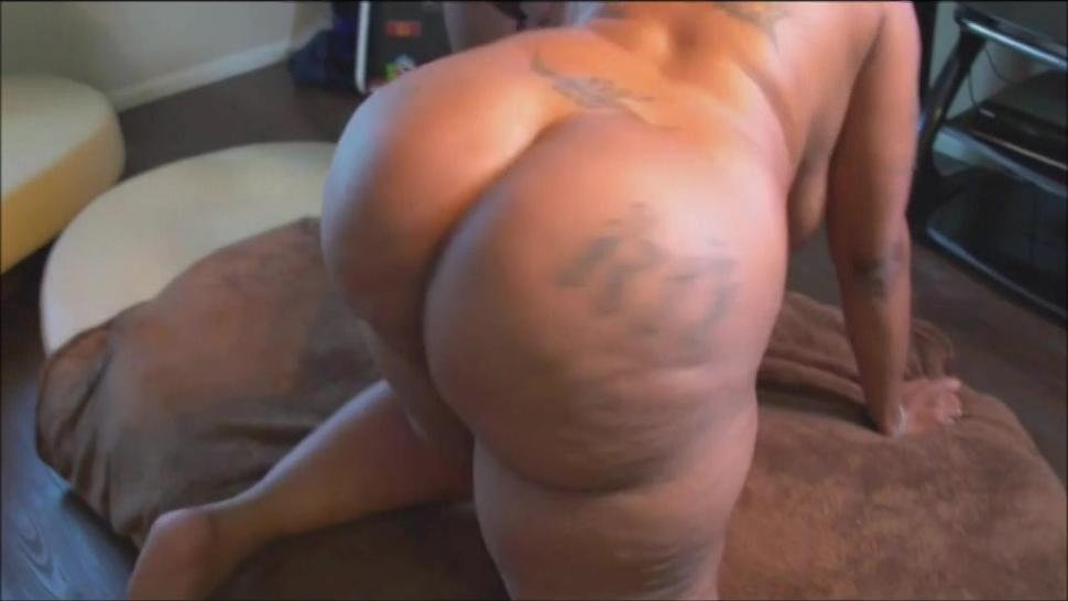 MZ BOOTY gets her huge ass pounded rough