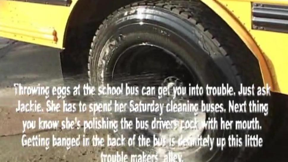 Sex Story From The School Bus