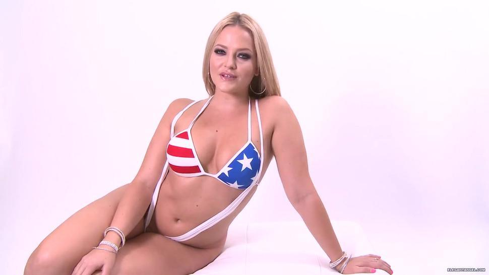 Alexis Texas - The GOAT Gangbang