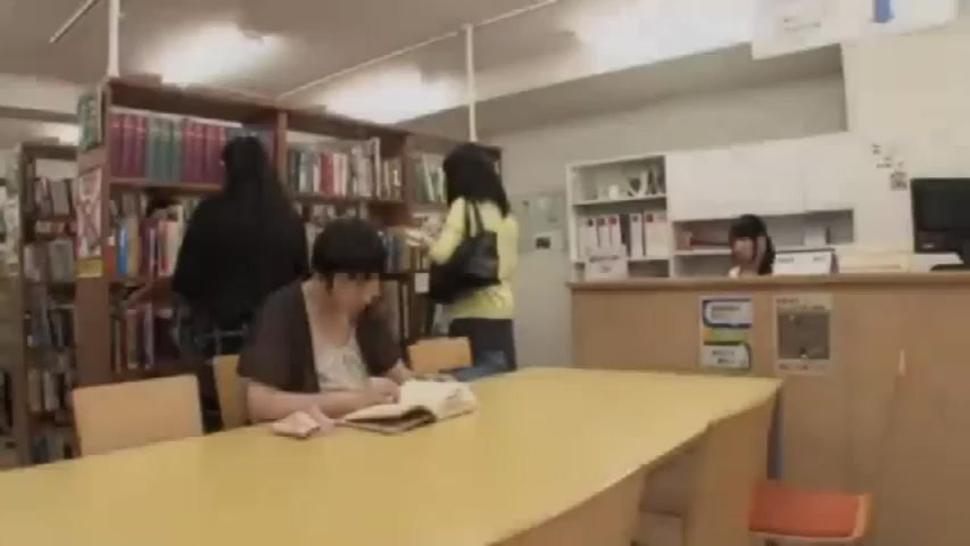 library lesbian