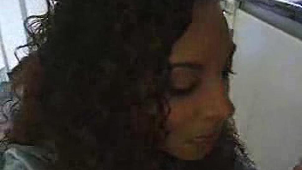 Hot Caribbean Girl Giving Head