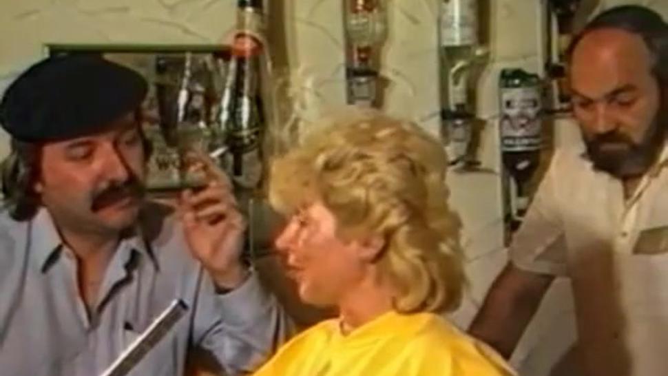 Amateure Video - lteres Paar - Retro 80er