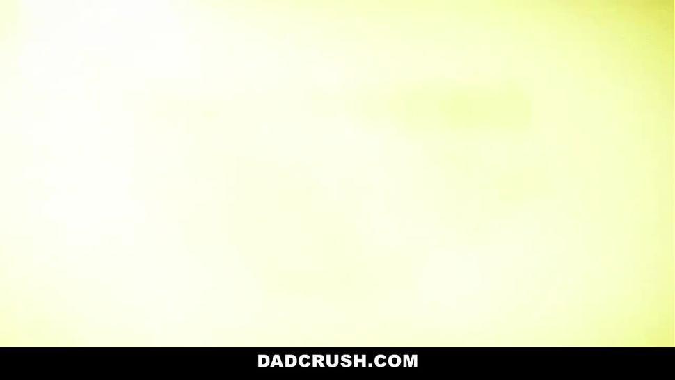 Dadcrush - Stepdad Screw Horny Daughter In Moms Bed