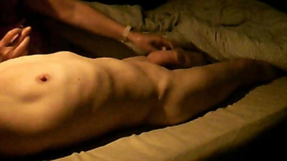 femdom urethra fist finger cum and cbt pins