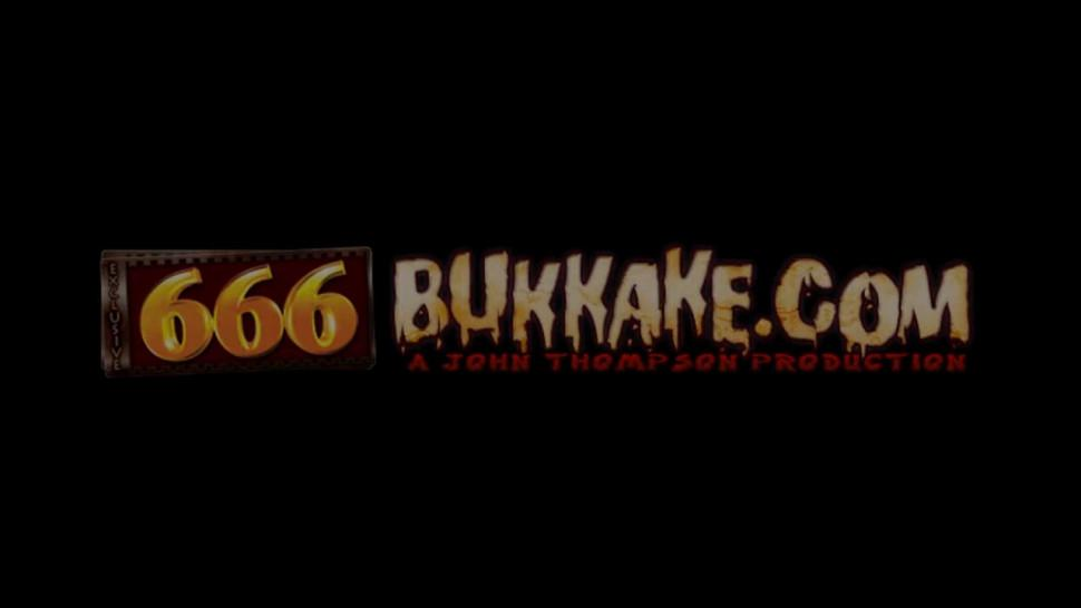 Rimming and Piss For sexy blonde Mia Bitch - 666Bukkake