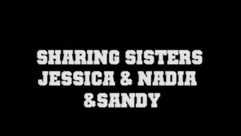 Lesbian cheerleader IRL sisters