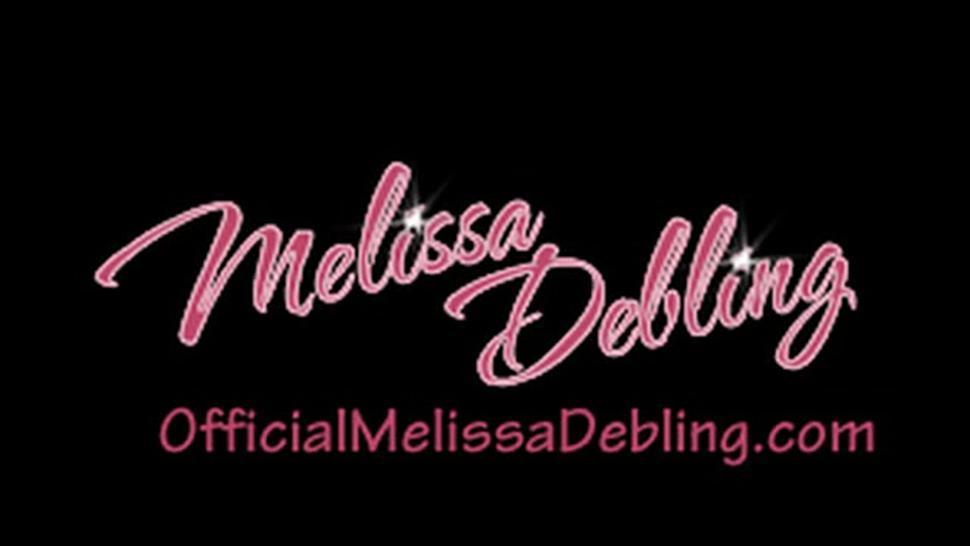 Melissa Debling Black Underwear Gold Room Blue Undies In The Gold Room Bts