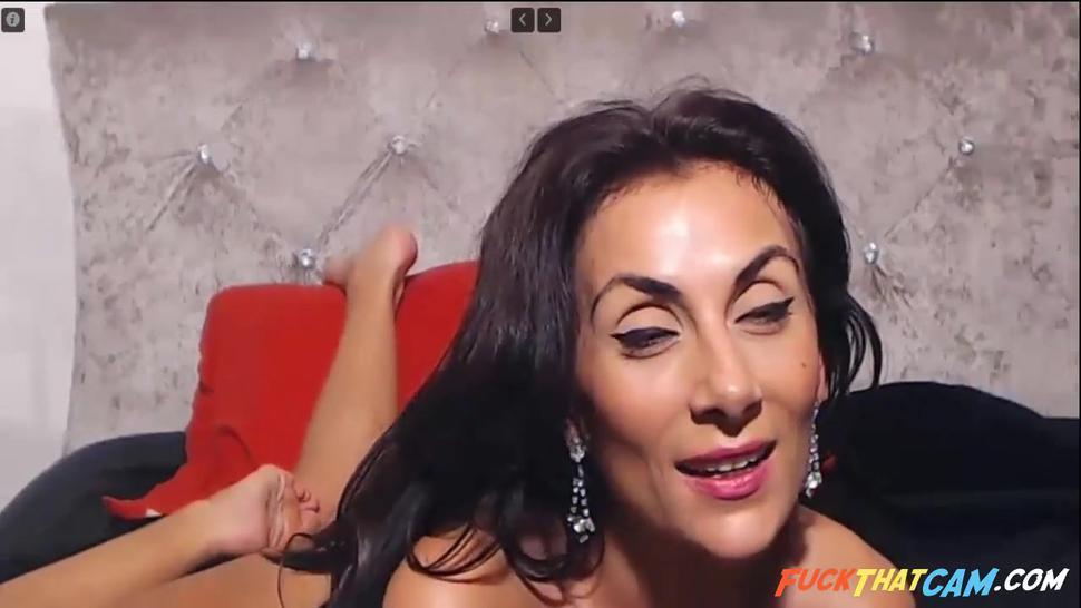 Italian MILF Sexy Soles 2