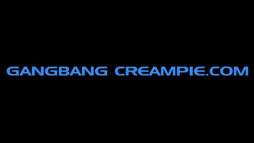 Paisley Porter - Gangbang Creampie