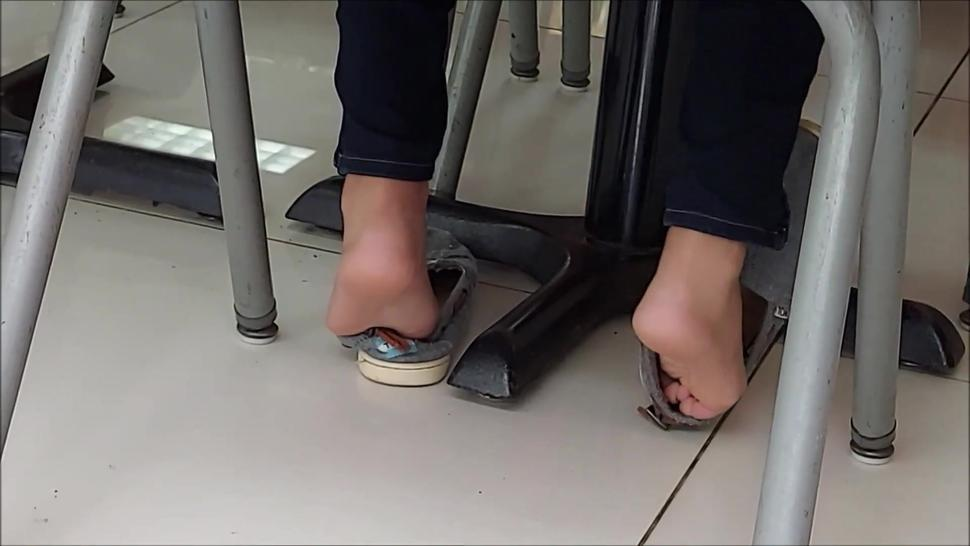 Last Part Shoeplay in TOMS full vid C4S 85155