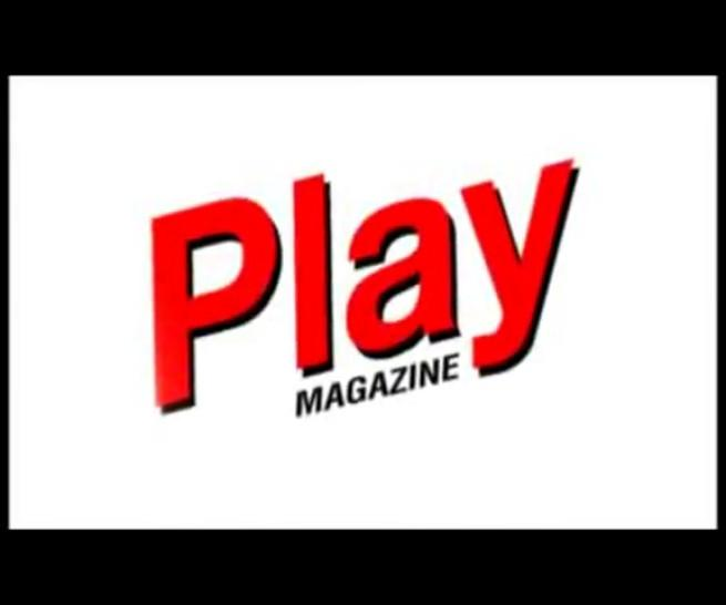 Play Magazine Behind the Seen (She name is Bow from Thailand)