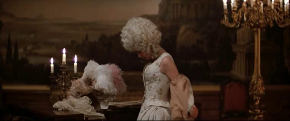 Elizabeth Berridge nude - Amadeus - 1984