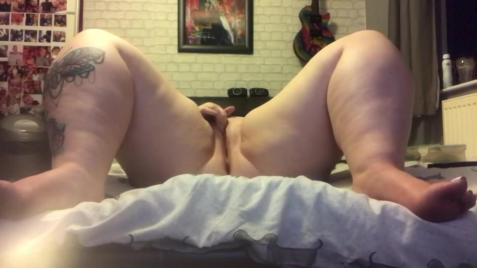 Giving myself a double orgasm! Will you cum with me?