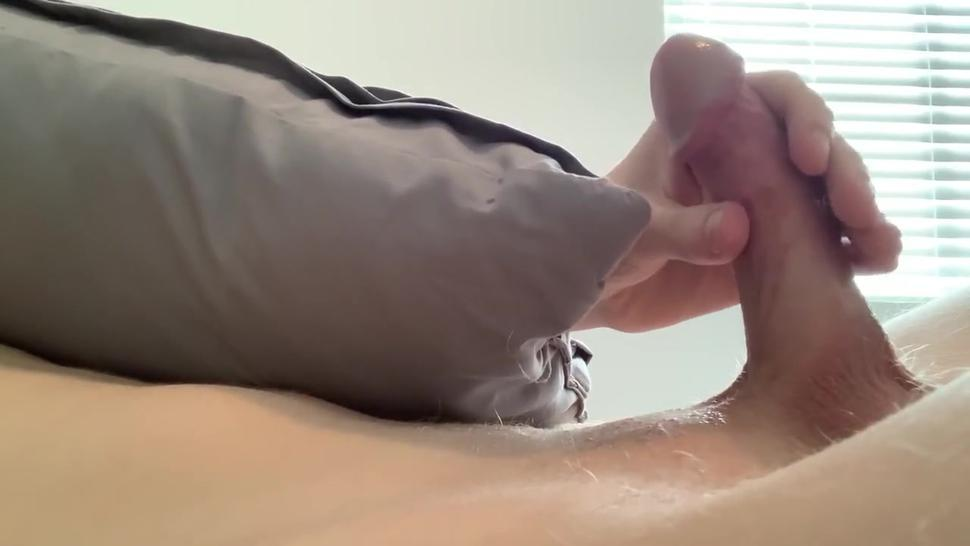 Edging after not cumming for over a week. Lots of moaning & dirty talk as I desperatey beg to cum