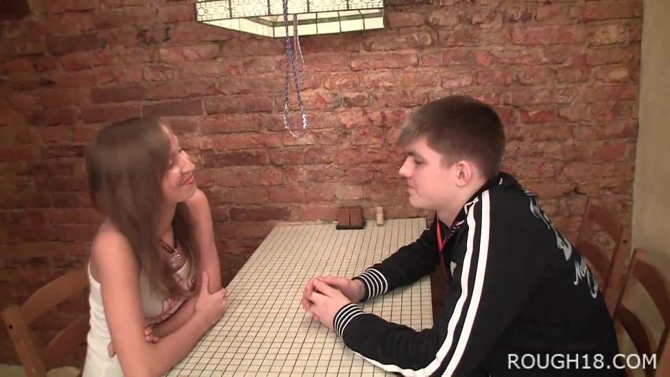 Young Couple Likes Hard Sex - Kate Shira