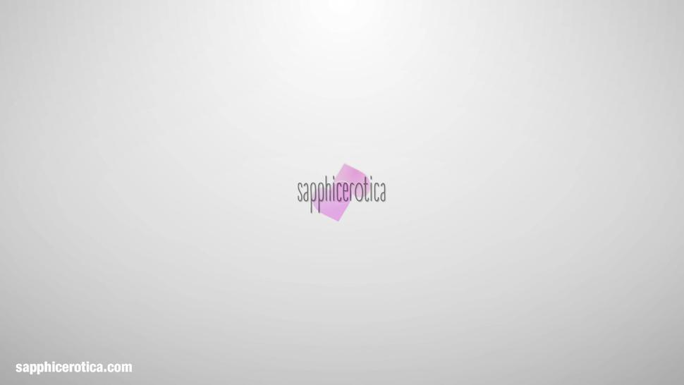 Brunette/with jasmine hot sapphic