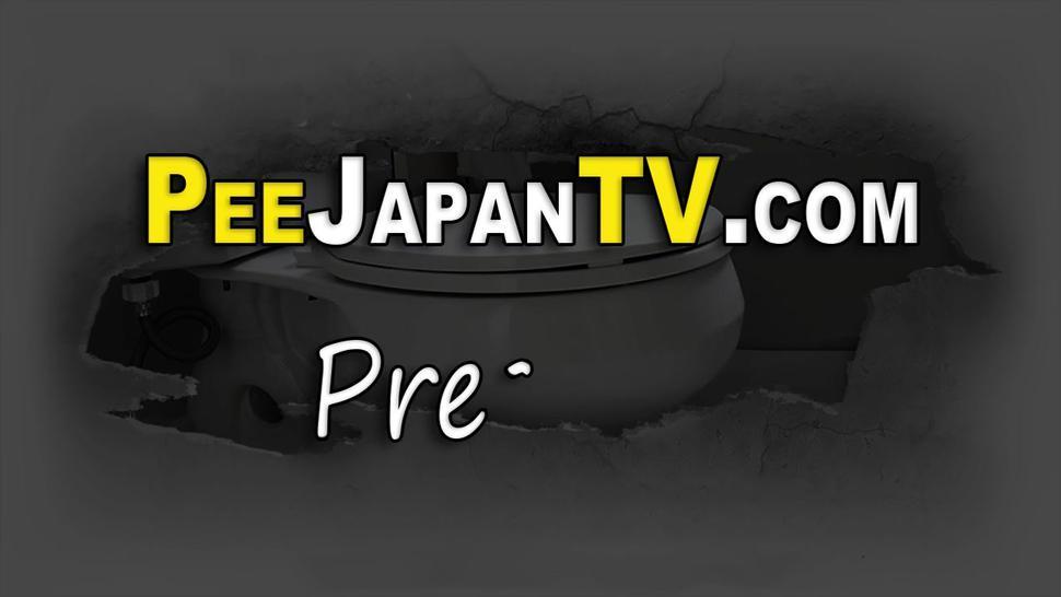 Bizarre/japanese their wetting piss