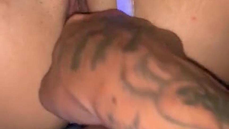 Quick Fingering Orgasm