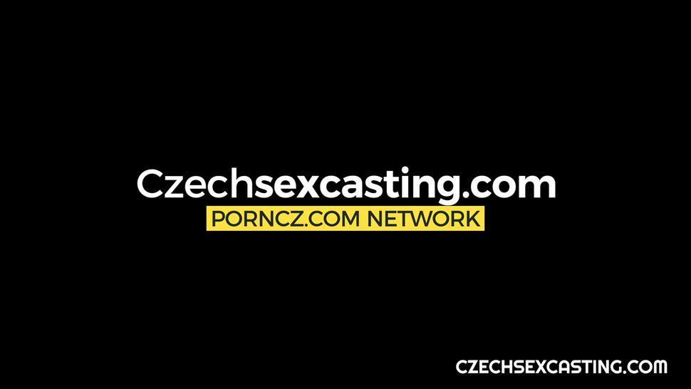 Amateur Euro Girl Tries Porn