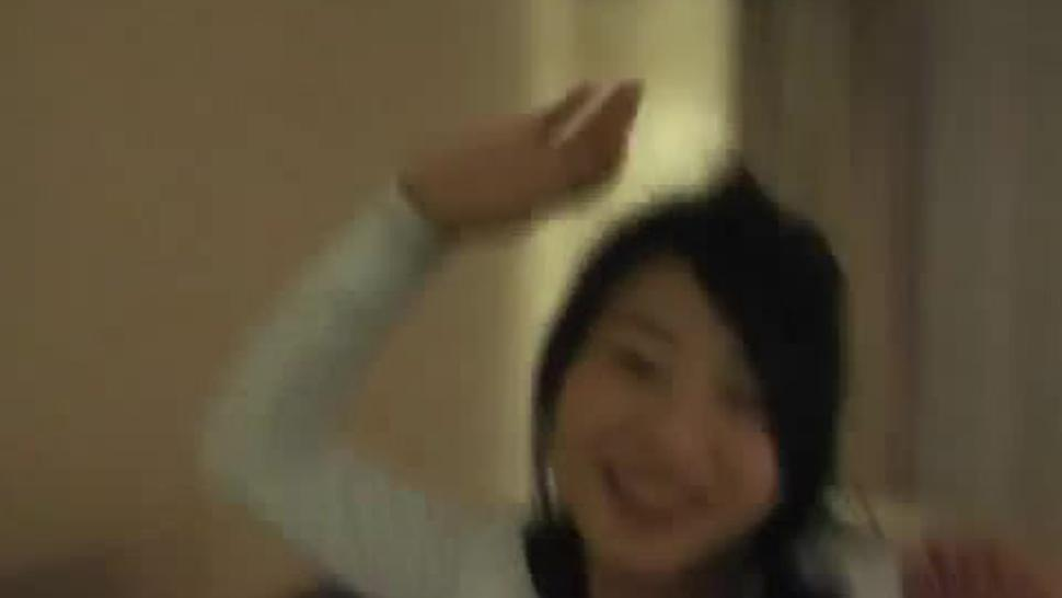 Chinese Girl At Hotel