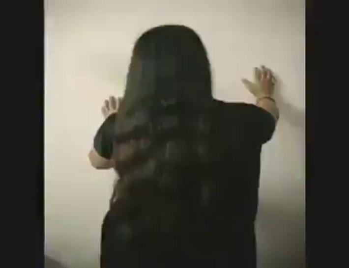 Tits/indian/open partner in black her