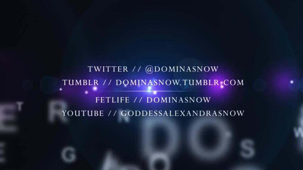 Goddess Snow - Draining the Mortal