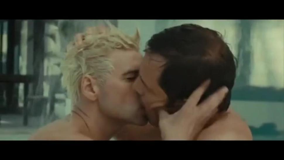 British Actor Paul Sculfor Gay Kiss From Di Di Hollywood
