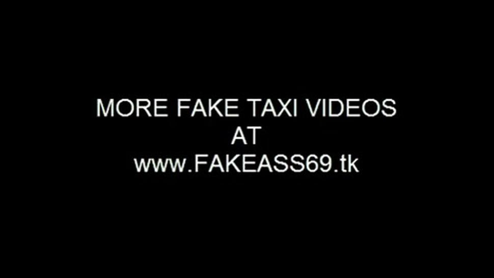 Fake Taxi Driver Banging Teen Brunette Rough