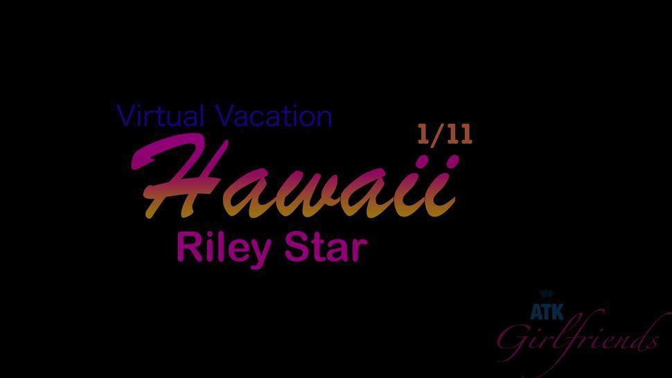Rubbing My Gf's Wet Pussy - Riley Star