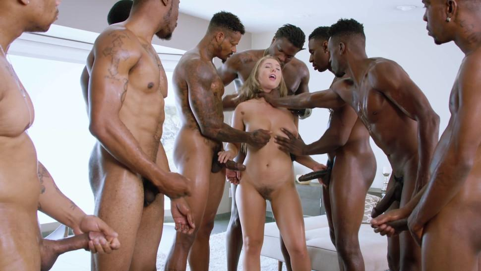 BLACKED Blonde needs a real man to satisfy her needs
