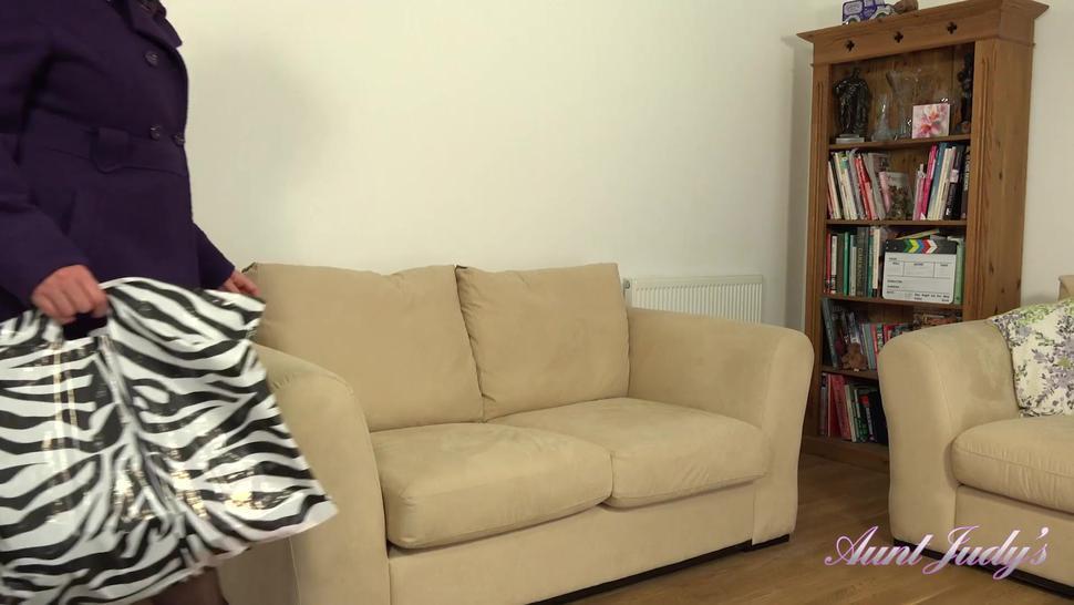 Camilla Models Her New Lingerie