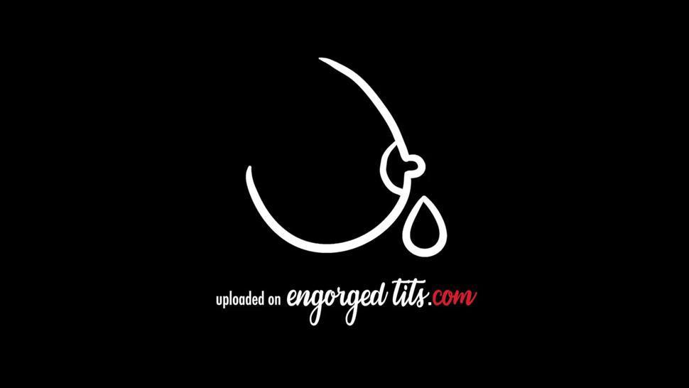 Hot lactating clips EP 23