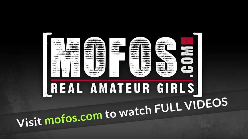Mofos - Public Pick Ups - Spanish Beauty Gives Messy Head starring Julia Roca - Public Pickups
