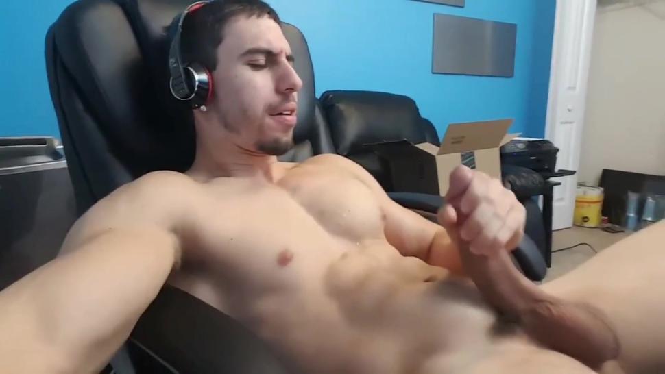 Buff Jake Orion Cum Eater