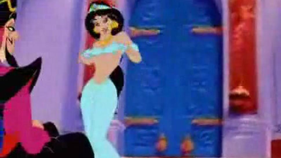 Princess Jasmine Gets Fucked By Bad Wizard