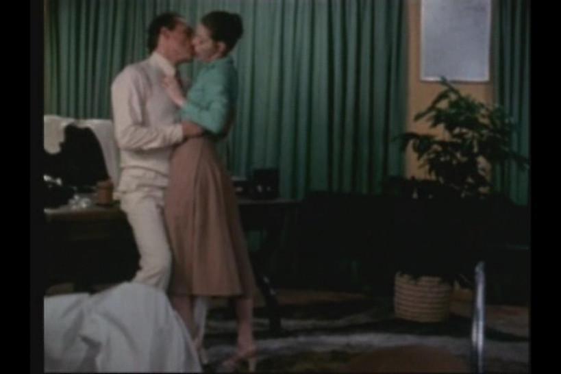 CLASSIC PORN BOX - Annette Haven fucks the piano player