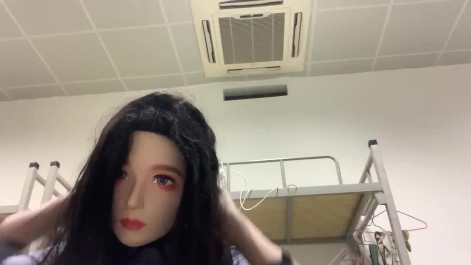 Mask kigurumi